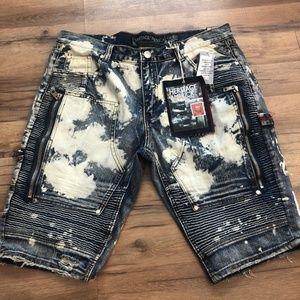 Other - Heritage America denim shorts